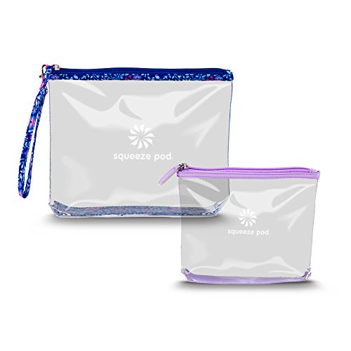 Squeeze Pod Travel Toiletry Bundle