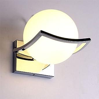 Wandleuchten Modern geoco glaskugel led wandleuchten modern wandleuchte innen metall