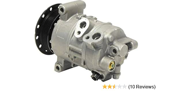 Amazon.com: New AC Compressor for 2007 2008 Dodge Caliber /Jeep Patriot / Jeep Compass 1.8L 2.0L 2.4L L4: Automotive