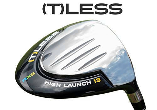 (Teeless Driver with Upgraded Fujikura Shaft (Senior))