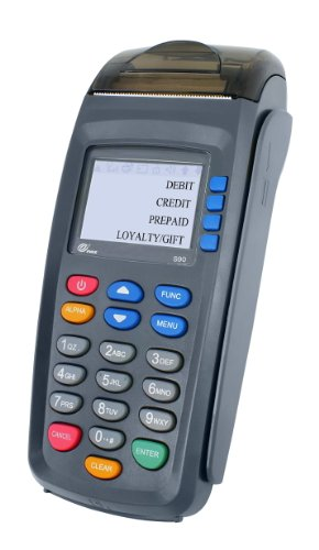 PAX S90 (GPRS) EMV Wireless Terminal by S90