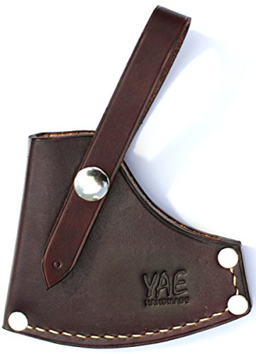 Axe Sheath for Husqvarna 26 in. Curved Handle Multipurpose Axe (Dark Chocolate Brown)
