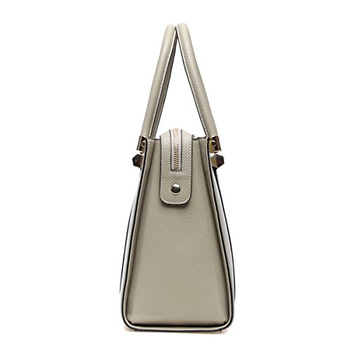 with Large Bags Ladies Luxury Green Bags PU Shoulder for Leather Kadell Girls Compartments Handbags Light Women Party xFCwOqwB