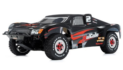 1/8th Exceed RC Mad Code GP Gas Powered Short Course Racing Edition RTR Ready to Run Rally Car (Red)STARTER KIT REQUIRED