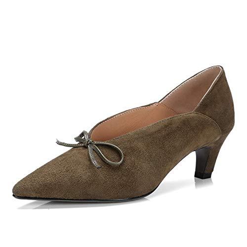 AdeeSu Vert Sandales SDC06081 Compensées Foncé Femme rg1Brwqcfy