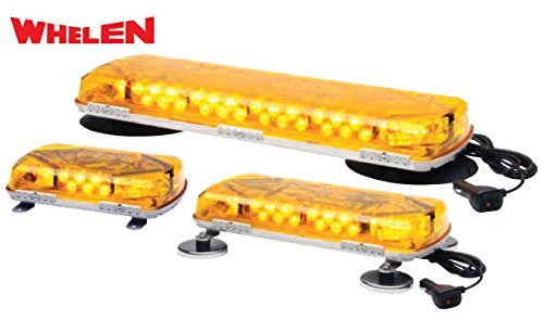 - Whelen Engineering Century Series Super-LED Mini Lightbar, 11