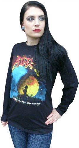 ATHEIST - Unquestionable Presence - Longsleeve Longarm Shirt - Größe Size XL