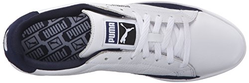 Puma Match Lo Basic Sports Pelle Scarpe ginnastica