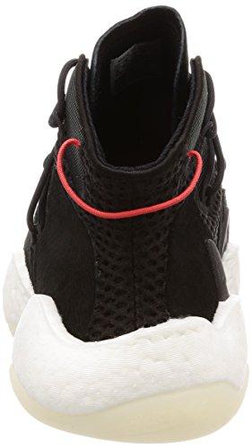 adidas Crazy BYW Sneakers Nero Bianco Rosso B37480 (41-1-3 - Nero) Real En Línea Barato 100% Auténtico Precio Barato ST5w8Oeqm