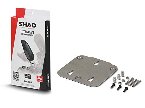 no SHAD X011PS Platine Pin System Noir