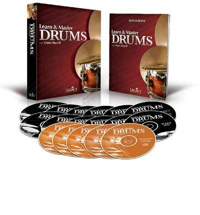 [(Learn & Master Drums)] [Author: Dann Sherrill] published on (January, 2011)