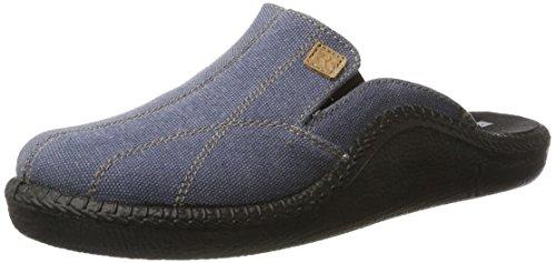 Romika Mokasso 296 - Zapatillas de casa Hombre Pantalon De Mezclilla (Jeans)