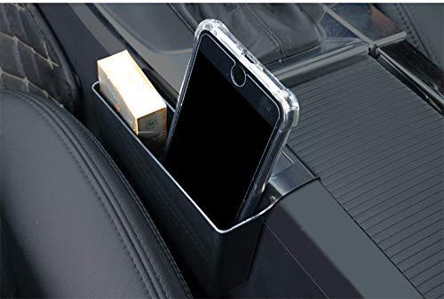 Bolsillos para asiento de coche organizador de asiento material de polipropileno 1 unidad organizador de asiento para S60 V60 XC60 2012-2017 organizador lateral de consola de coche