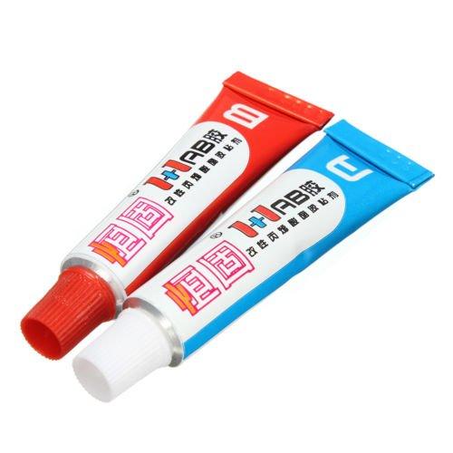 [해외]2x Component Modified Acrylate Adhesive 1+1 AB Glue Super stick Sticky R1 / 2x Component Modified Acrylate Adhesive 1+1 AB Glue Super stick Sticky R1