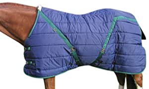 High Spirit Snuggie Mini Horse and Pony Stable Blanket, 40-Inch