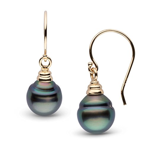 Cultured Baroque Pearl Earrings - 8