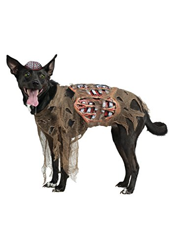 Zombie Dog - Fun World Zombie Dog Costume Large (40-60 pounds)