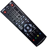 Replaced Remote Control Compatible for LG BP325 AKB73215301 BP320BP135WN BP255 BP335W-N BPM34 DVD Blu-Ray Disc Player