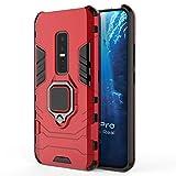 SsHhUu VIVO V17 Pro Case, Ring Holder Compatible