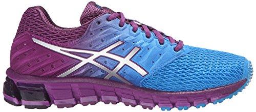 180 2 Phlox Quantum Jewel Blue Shoe 5 Women's M Silver 5 running Gel US ASICS xqZwIUtFv