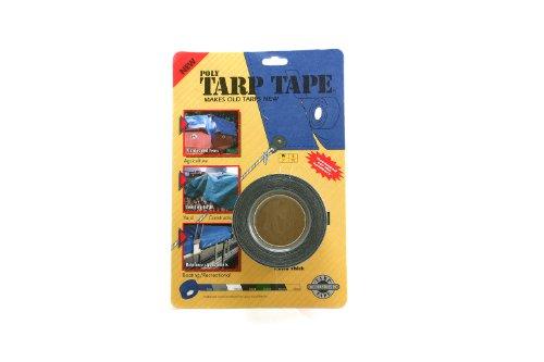 Tarp Tape TS-35 2-Inch Tarp Tape, Silver
