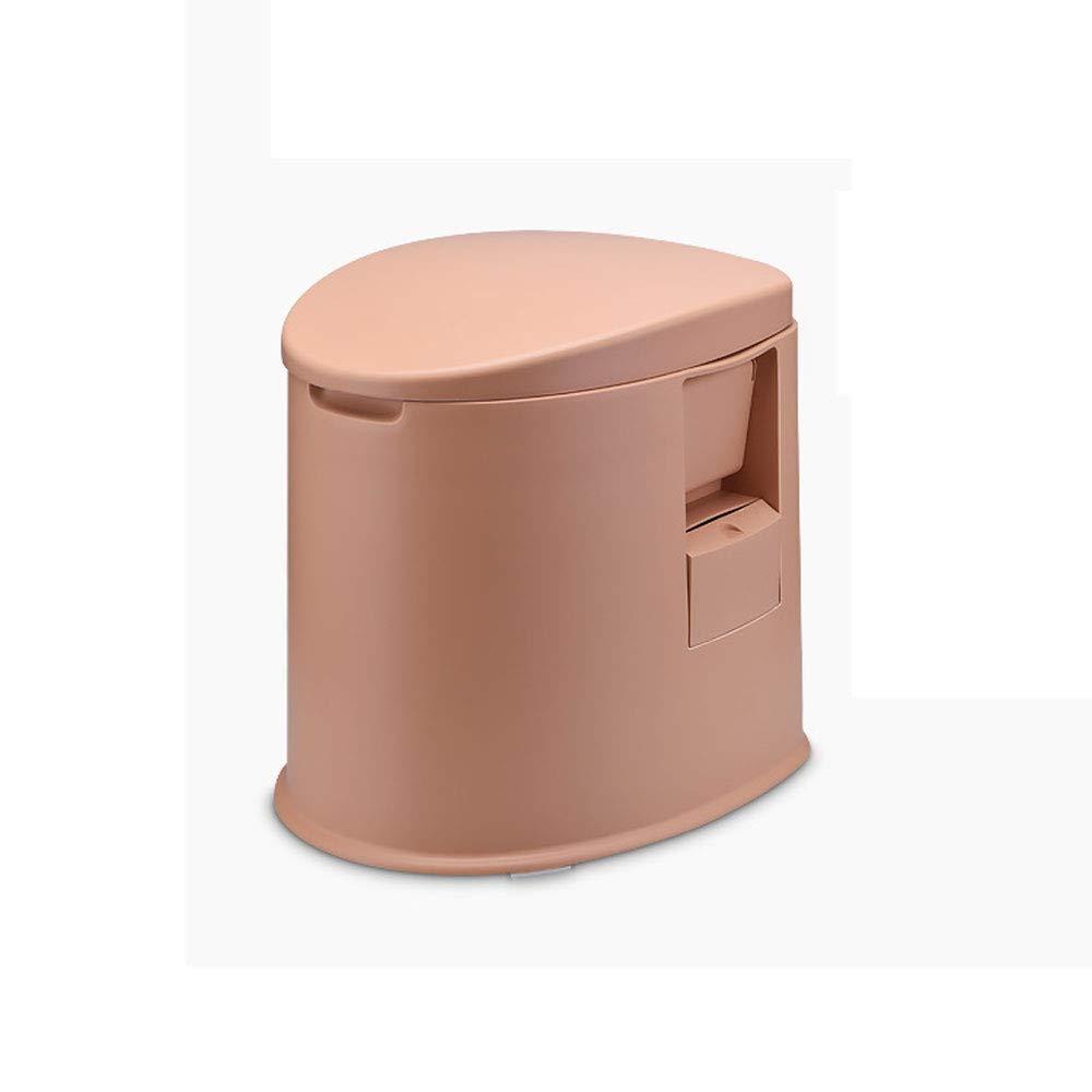 Mrtie Multifunktionale Mobile Toilette, Schwangere Frauen, Ältere  Herrenchen, Patienten, Praktische Toilette Für Kinder, Mehrlagige Aufbewahrungsbox
