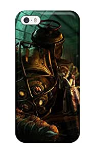 Durable Bioshock Video Game Other Back Case/cover For Iphone 5/5s