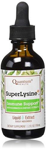 Quantum Super Lysine+ Liquid Extract 2 fl oz (59 ml) Liquid