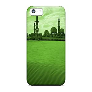 New Shockproof Protection Case Cover For Iphone 5c/ City Of Desert Case Cover