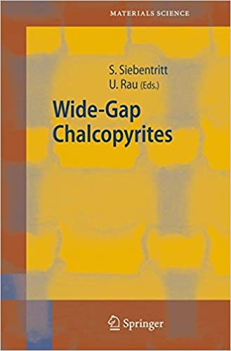 Read online Wide-Gap Chalcopyrites (Springer Series in Materials Science) PDF, azw (Kindle)