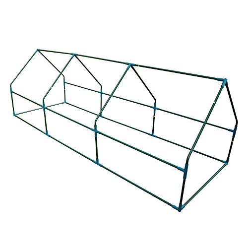 New 9'x3'x3' Greenhouse Gardening Flower Plants Yard Mini Hot Green House Tunnel by totoshop