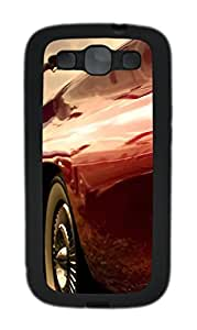 Samsung Galaxy S3 I9300 Case,Samsung Galaxy S3 I9300 Cases - Timeless Classic TPU Polycarbonate Hard Case Back Cover for Samsung Galaxy S3 I9300¨CBlack