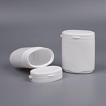 20pcs/lot cápsula/pastillas/comprimidos 120 ml botella de plástico ...