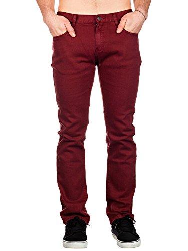 Emerica - Zapatillas de deporte para hombre marrón marrón 33W x 32L