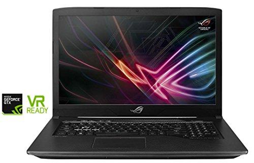 "Price comparison product image ASUS ROG STRIX GL703VM-WB71 VR ready 17.3"" Gaming and Business Laptop PC ( Intel i7 Quad Core,  16GB RAM,  1TB SSHD,  NVIDIA GTX 1060 6GB,  17.3"" FHD (1920 x 1080) 120Hz,  Win 10 Home)"
