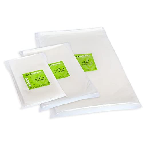 Avid Armor Commercial Vacuum Sealer Storage Bags - 150 Count