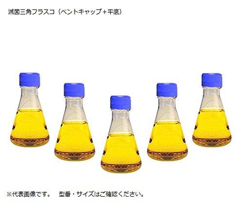 ThermoFisherScientific2-9607-03滅菌三角フラスコ(ベントフィルターキャップ/平底)500mL B07BD2WRP3