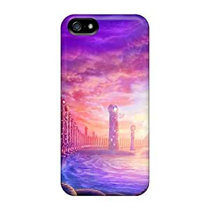 Premium Realm Of Fantasy Heavy-duty Protection Cases For Iphone 5/5s