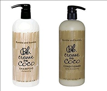 Bumble and Bumble Creme De Coco Shampoo & Conditioner 33.8oz Duo by Bumble and Bumble