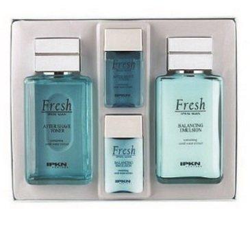 IPKN Men Fresh Balancing 2pc Gift Set