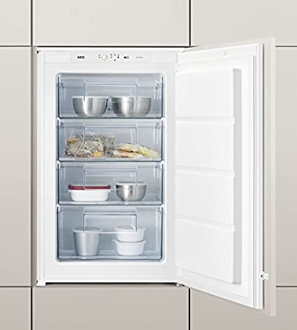 AEG ABB68821LS Integrado Vertical 98L A++ Blanco - Congelador ...