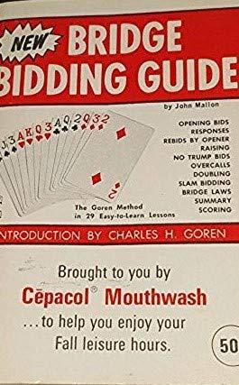 Bridge Bidding Guide: John Mallon: Amazon com: Books