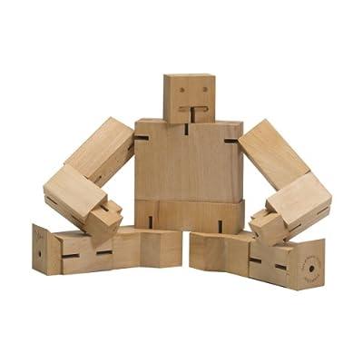 Cubebot Toy Robot