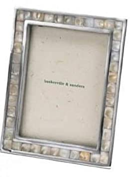 Mother of Pearl Mosaic Frame-6x4