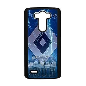 Fantasy HSV Hamburger Sportverein Phone Case Plastic PC Cover for LG G3 with Hamburger SV Element