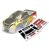 Traxxas 49165 T-Maxx Body - USHRA Special Edition - Silver with Decal Sheet