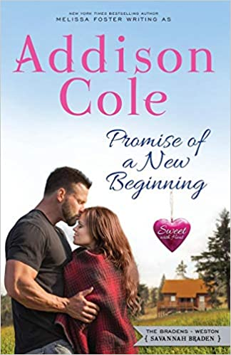 Amazon Fr Promise Of A New Beginning Addison Cole Livres