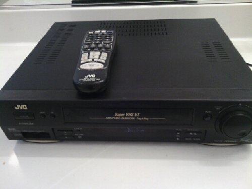 JVC HRS3500U S-VHS ET VCR - S-vhs Vcr Shopping Results