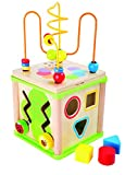 Small Foot 10074 Insect Motor Skills Training Cube