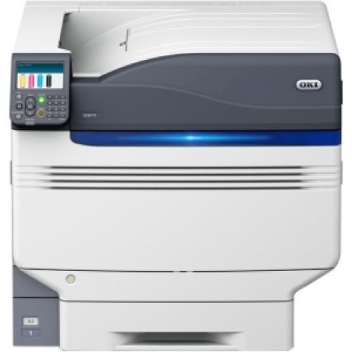 OKI C911dn Digital LED Color Printer 62439901